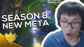 Doublelift - 2 SUPPORTS SEASON 8 NEW META? - League of Legends Season 8 Stream Highlights