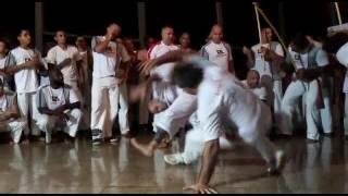 XVIII Encontro das Américas, Europeu e Africano - Raízes do Brasil Capoeira. Dez/2016