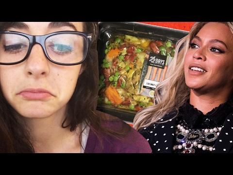 Women Eat A Beyoncé-Endorsed Diet For A Week