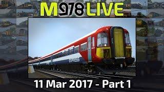 Piggy Power! | Train Simulator 2017 | M978 Live