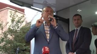 Cumhurbaşkanı Erdoğan : O zatı bize teslim edin