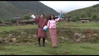 Bhutanese Movie Music Video from Khorwai Zhencha Song