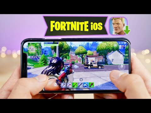 Xxx Mp4 Playing Fortnite Mobile On IPhone How To Download 3gp Sex