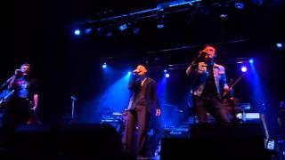 James - Walk Like You - Albert Halls, Stirling - 8 Nov 2014