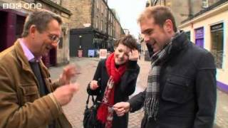 Make Yourself Happier Using Only A Pencil - Pleasure and Pain with Michael Mosley - BBC One