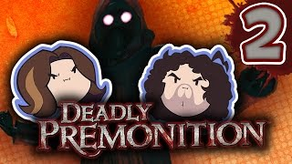 Deadly Premonition: Odd Zombies - PART 2 - Game Grumps