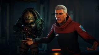 Mass Effect Andromeda - Funny Moments Part 2