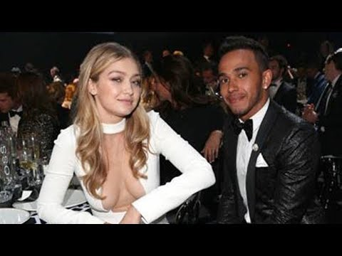 Gigi Hadid Moves On With Bad Boy Lewis Hamilton!:Is He already Cheating On Her?