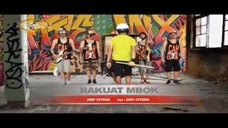 ARIF CITENX - RAKUAT MBOK [ OFFICIAL KARAOKE MUSIC VIDEO ]