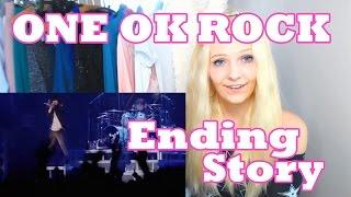 ONE OK ROCK - Ending Story (Reaction)