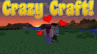 Sunday Morning Adventures! Crazy Craft! Ep.17 My Boyfriend! | Minecraft | Amy Lee33