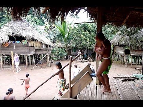 Xxx Mp4 Authentic Embera Indian Village Panama 3gp Sex