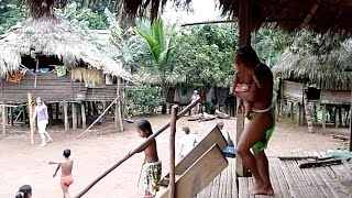 Authentic Embera Indian Village - Panama