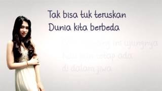 Isyana Sarasvati - Tetap Dalam Jiwa (Lyrics Video)
