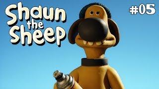 Shaun the Sheep - Ayo Semprot [Let's Spray]