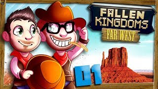 MON PREMIER FK - FALLEN KINGDOMS : FARWEST #1