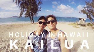 Kailua & North Shore HAWAII | Gay Boyfriend Adventure