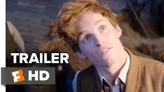 Fantastic Beasts and Where to Find Them Official Trailer 2 (2016) - Eddie Redmayne Movie