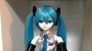 Box Opening Limited Dollfie Dream Hatsune Miku