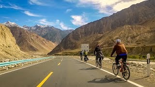 Karakoram Highway in HD! Adventure of a Lifetime from Kashgar (China) to Pakistan
