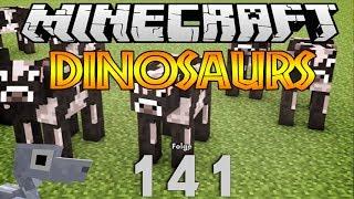 Minecraft Dinosaurs: #141 Freilassung der Tiere [HD]