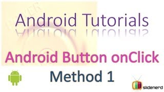 15  Android Button onClick Explained |