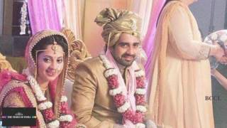Shalmalee Desai celebrated her first wedding anniversary with Avinash Sachdev