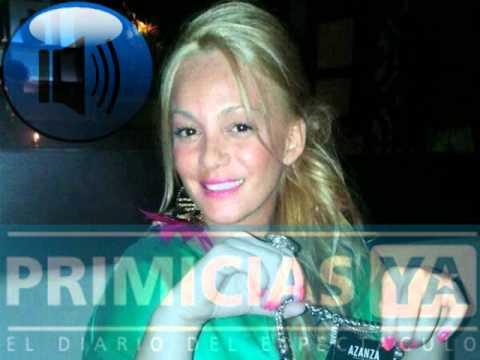 PRIMICIASYA.COM María Eugenia Ritó confesó que se quiso suicidar