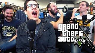 PENIS VS TONGUE - GTA 5 Gameplay