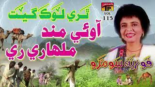 Aavi Mund Malhari - Fozia Soomro - Sindhi Hits Old Song - Best Sindhi Song - TP Sindhi