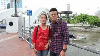 OFFICIAL VIDEO GREETING - MERRY RIANA : Mimpi Sejuta Dolar (Chelsea Islan & Dion Wiyoko)