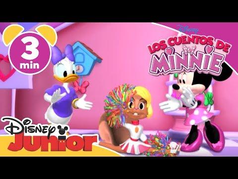 Disney Junior España Los cuentos de Minnie The Pom Pom Problem
