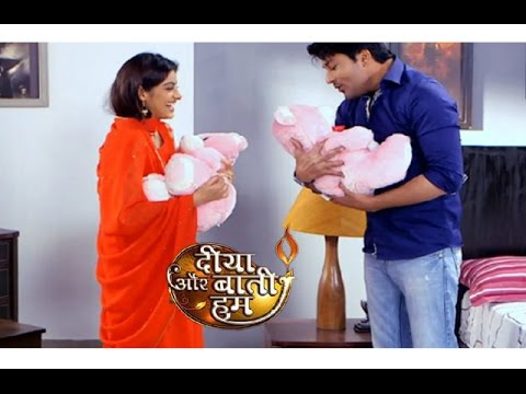Diya Aur Baati Hum 18th March 2015 Full Episode | Sandhya, Suraj have a baby boy