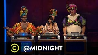 Yahoo! Answers - Paranormal Edition - @midnight w/ Chris Hardwick