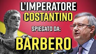 """Alessandro Barbero """"L'imperatore Costantino"""""""