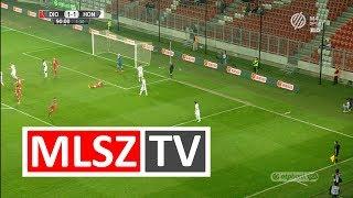 DVTK - Budapest Honvéd | 2-1 | (1-1)| OTP Bank Liga | 13. forduló | MLSZTV
