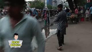 বেপরোয়া ঢাকা শহর Today Dhaka City