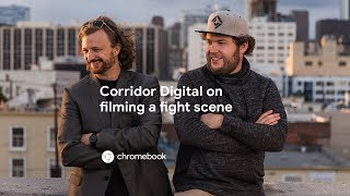 Filming an Epic Fight Scene with Corridor Digital