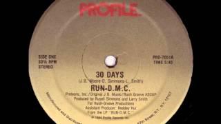 Run-D.M.C. - 30 Days (1984)