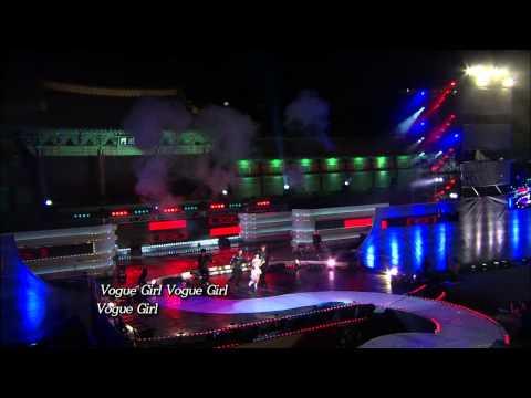 【TVPP】Lee Jung Hyun (AVA) - Vogue It Girl, 이정현 - 보그 잇 걸 @ 2009 Korea Sparking Festival Live