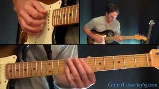 Creep Guitar Lesson - Radiohead