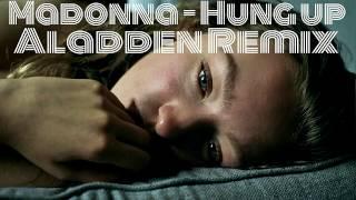 Madonna - Hung up (Aladden Remix)