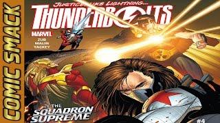 Thunderbolts #4 Comic Smack