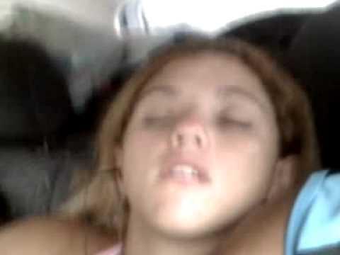Natalia dormindo