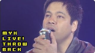 MARTIN NIEVERA - Kahit Isang Saglit (MYX Live! Performance)
