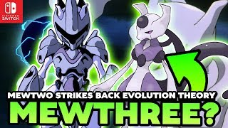 NEW Pokemon Movie 2019, Mewtwo Strikes Back Evolution Mewthree Theory, Pokemon Switch 2019, Gen 8