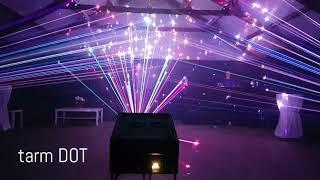 tarm DOT - Professional DMX Special Effects Laser | Laserworld