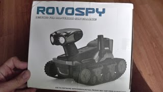 LT-728 All-terrain Rovospy Tank with Video and Audio Streaming FPV