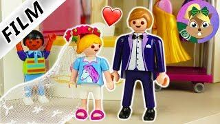 بلايموبيل فيلم   إريك يريد الزواج من هانا! ديف ييتعصب جيدا !  سلسلة الأطفال عائلة الطيور