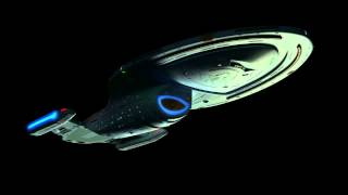 USS Voyager Ambient Engine Noise for 12 Hours